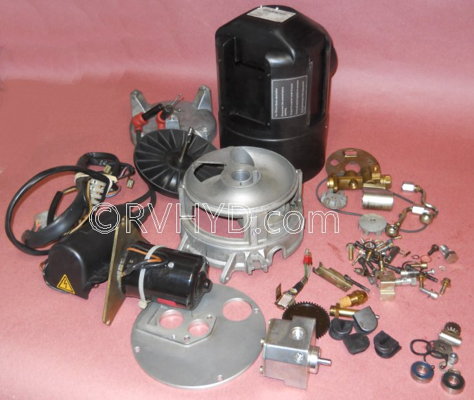 Rv Hydronic Heater Repair Webasto Rebuild